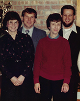 Ralph and Carole Goerge & Larry and Ruth Ann Gerow